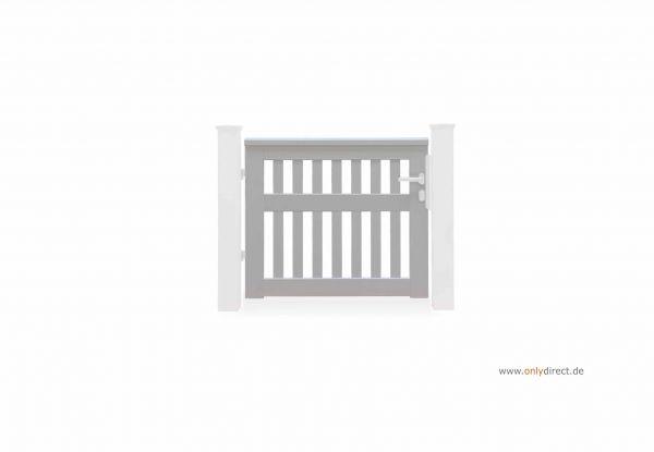 Einzeltor CUBE open - Preise ohne Pfosten + Zubehör